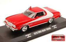 Ford Usa Gran Torino Coupe 1976 Starsky & Hutch Red GREENLIGHT 1:43 GREEN86442