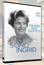 IO SONO INGRID  DVD DOCUMENTARIO