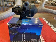 Quantum FeatherMag Qfm2 Spincast Fishing Reel W Box