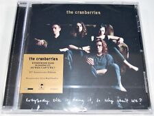The Cranberries ~ Everybody Else Is ~ 25th Anniversary Edition ~ NEW CD Album