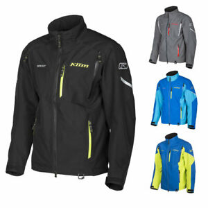 Klim Tomahawk Parka Uninsulated Goretex Snowmobile Jacket