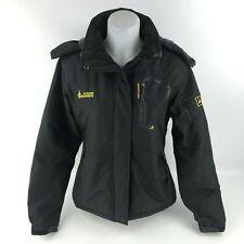 MOERDENG Women's Waterproof Ski Jacket Winter Snow Windbreaker Hooded Raincoat