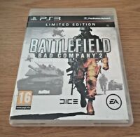 Battlefield: Bad Company 2 COMPLETE PS3 Sony Playstation 3 Game FREE P&P