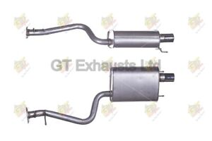 Lexus IS I MK I [1999-2005] Saloon 200 Box with tail pipe TY638 1743070670