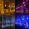 200 LEDs String Fairy Lights Window Curtain Lights Xmas Wedding Hanging Decor F3