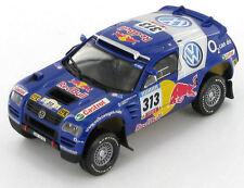 Volkswagen Touareg Kankunen - Repo  Dakar 2005 1:43