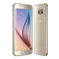 """Original  Samsung Galaxy S6 SM-G920A 5.1""""  Desbloqueado Fábrica SmartPhone Oro"""