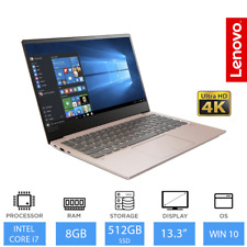 """Lenovo IdeaPad 720s 13.3"""" Ultra HD 4K Laptop Intel Core i7, 8GB RAM, 512GB SSD"""