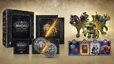 World of Warcraft battaglia per Azeroth COLLECTOR'S EDITION PC-Pre Ordine AGOSTO
