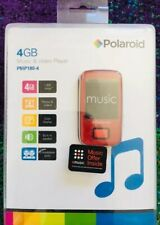 NEW Polaroid 4GB Music & Video Player PMP180-40 Classic Retro Vintage MP3 SEALED