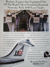 3/1992 PUB TEXTRON LYCOMING LF507 TURBOFAN ALF502 BUSINESS EXPRESS RJ70 AD