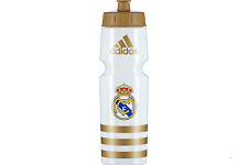 Adidas Real Madrid Water Bottle Soccer Training Football Accessory 750ml DY7711