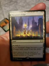 2XM THESPIAN'S STAGE 1x Rare Magic Double Masters MTG NM