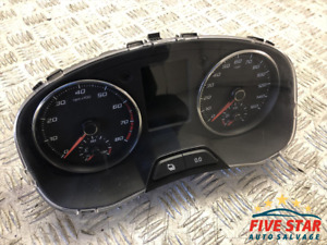 2015 Seat Toledo 1.2 TSI Petrol Speedometer Instrument Cluster 6JA920940D