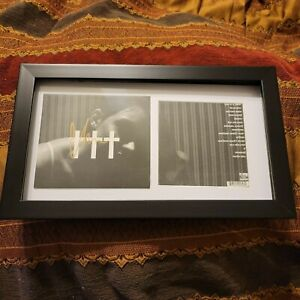 Chino Signed Autograph cd framed deftones churches