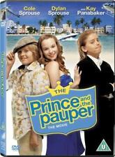 The Prince and The Pauper - The Movie DVD 2008 Region 2