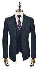 Mens Cavani Tweed Wool Blazer Waistcoat Trousers Sold Separately 3 Piece Suit