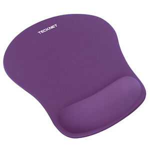 Non-Slip Mouse Pad with Gel Rest Wrist Support Mat For PC Laptop Macbook Comfort