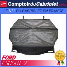 Filet anti-remous saute-vent, Windschott, Ford Escort 2 cabriolet - TUV