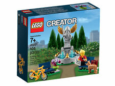 LEGO 40221 2016 Creator The Fountain Collector Limited NEW NISB Exclusive