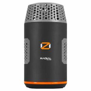 New Scentlok Radial Nano Portable Personal Deordorizer Ozone Generator Black