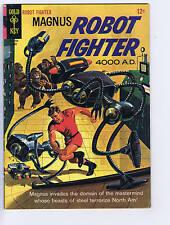 Magnus Robot Fighter #11 Gold Key 1965