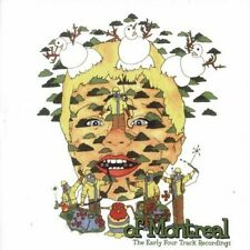 Early Four Track Recordings - Of Montreal (2006, CD NIEUW)