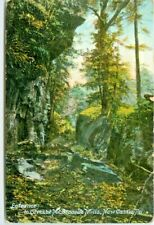 New listing New Castle PA Entrance to caves at McConnell's Mills 1909