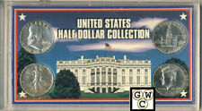 United States Half Dollar 4 Coin Collection Set (OOAK)