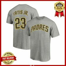 Fernando Tatis Jr T-Shirt San Diego Padres MLB 2 side  Threads Gift Tee Fan MLB