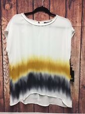 Simply Vera Vera Wang PL multi-color top NEW WITH TAGS  LIMITED QUANTITY