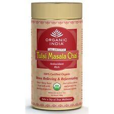Organic India Tulsi Chai Masala 100 gram free shipping