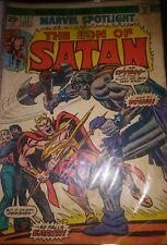 The Son Of Satan #17 (Marvel 1974)