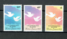 Kokos (Keeling) Islands - Weihnachten 1993 (postfrisch / ** / MNH)