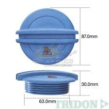 TRIDON RADIATOR CAP FOR Volkswagen Polo 1.6 TDi 05/10-06/11 4 1.6L CAYB 16V