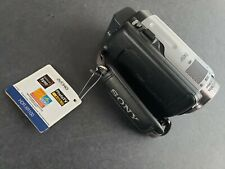 SONY HD AVCHD HandyCam 4.0 Mega Pixels HDR - XR100 HDD EXMOR 10X Optical zoom