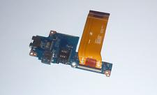 Toshiba Portege Z930 Network | USB | Sim Port Board + Ribbon FAU2LND | A3264A