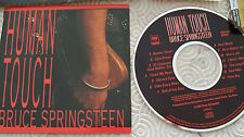 "BRUCE SPRINGSTEEN ""HUMAN TOUCH"" CD  JAPANESE EDITION WITH OBI LIKE MINT"