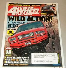 Petersen's 4-Wheel & Off Road Magazine 2007 - Choose 1 For $7.50 Or Make Offer