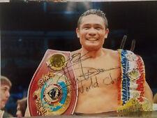 Donnie  Nietes  PHI.   aktueller WBO Weltmeister  im Boxen