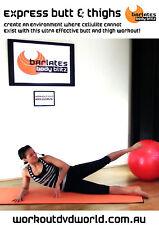 Toning EXERCISE DVD - Barlates Body Blitz EXPRESS BUTT & THIGHS!