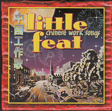 LITTLE FEAT : CHINESE WORK SONGS / CD - NEUWERTIG