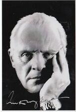 Anthony Hopkins ++Autogramm++ ++Hollywood-Superstar++
