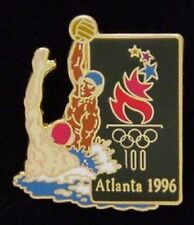 Water Polo Olympic Pin Badge ~ 1996 Atlanta