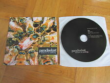 PARADISE LOST Believe In Nothing Snippets 2000 GERMANY / EURO CD single