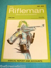 THE RIFLEMAN - ANNUAL REPORT - JUNE 1988 #682