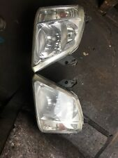 A Pair Of Vauxhall Meriva A Headlights Offside Nearside Headlight