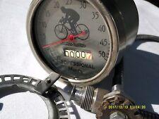 Antique Vintage Rare Complete Bicycle Speedometer Prewar Postwar Parts Accessory