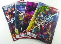 Marvel AXIS: REVOLUTIONS (2014) #1 2 4 5 Avengers X-MEN Lot NM (9.4) Ships FREE!