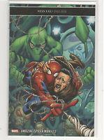Amazing Spiderman Volume 5 #13 Scorpion The Enforcers 9.6